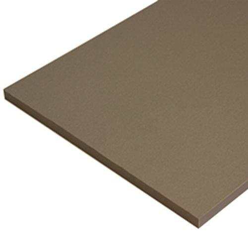 Sencys tablet aluminium 120x20cm