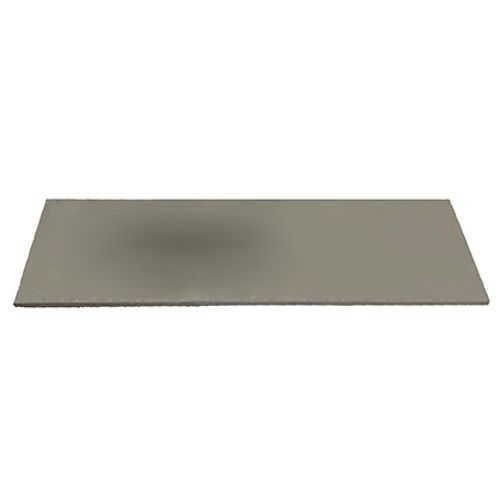 Plaque Penez Herman pleine 192 x 50 x 3,5 cm gris