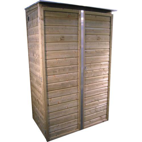 Lutrabox tuinkast hoog 125x82x206cm