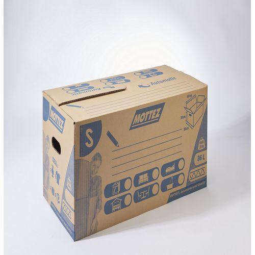 Boîte carton36L 40X30X30M