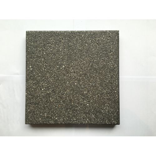 Dalle de terrasse Rodal Ronse 40x40x3,7cm béton anthracite