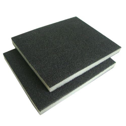 Sencys flexibele schuurspons - 2 stuks
