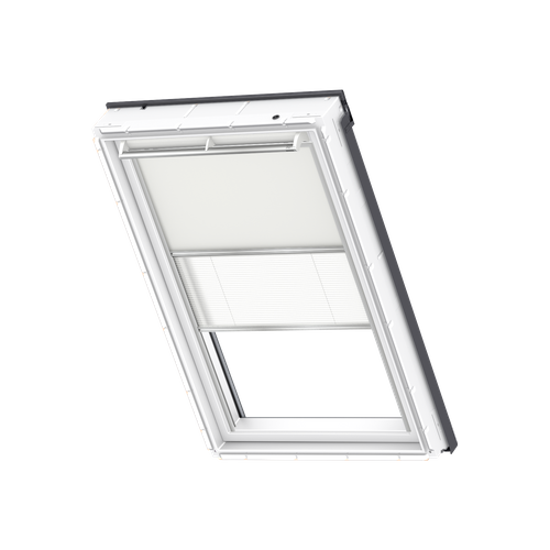 Velux manuele Duo gordijn '2 in 1' 'DFD U04 0002'