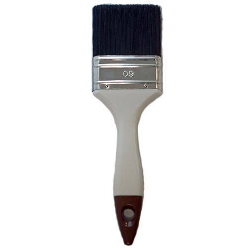 Platte ecoborstel voor lazuren en vernissen 60mm