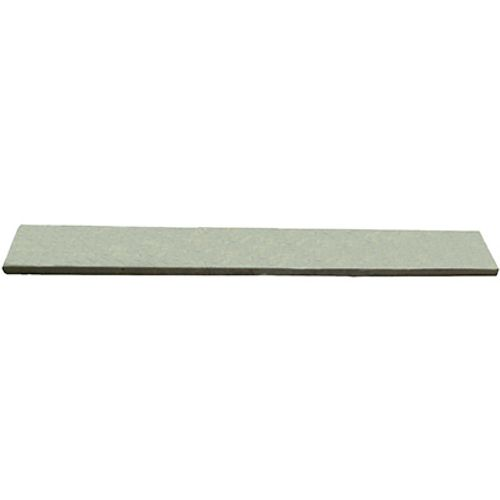 Plaque Penez Herman pleine gris 192 x 25 x 3,5 cm