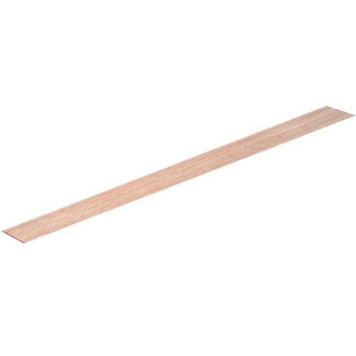 Afwerklijst trap eiken 130cm