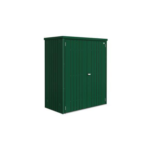 Biohort tuinkast staal donkergroen 155x83x182,5cm