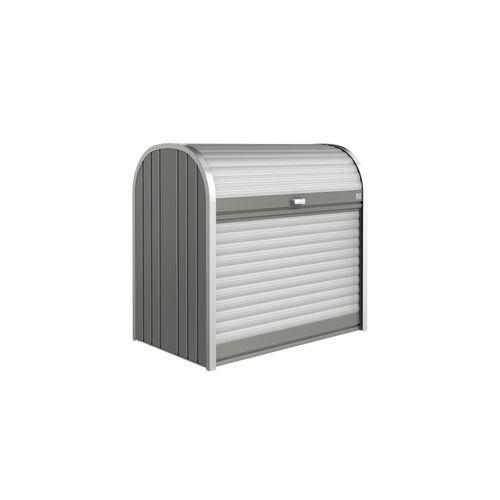 Coffre de Jardin Biohort StoreMax 120 gris qrtz 73x117cm