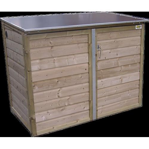 Lutrabox tuinkast laag 125x65x122cm