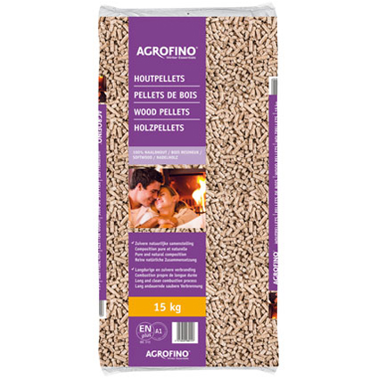 Pellets De Bois 100 Agrofino 15kg