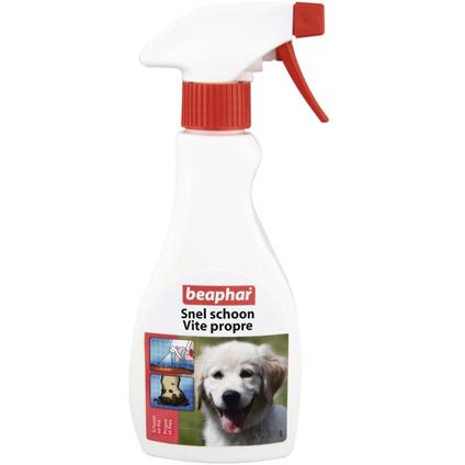 Beaphar snel schoon hond 250 ml