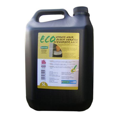 Forever 'Eco' black varnish 5 L
