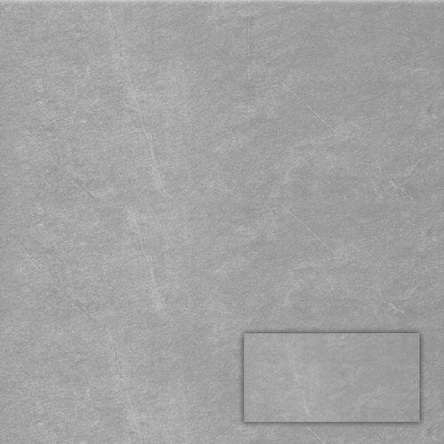 Vloertegel Rock Basaltina Grigio 30x60cm