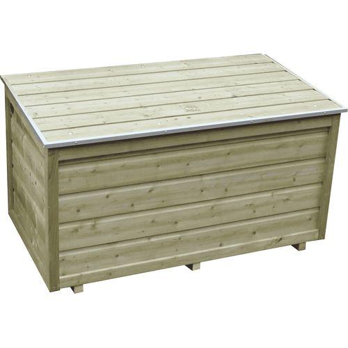 Lutrabox opbergbox 140cm + 2 gasveren