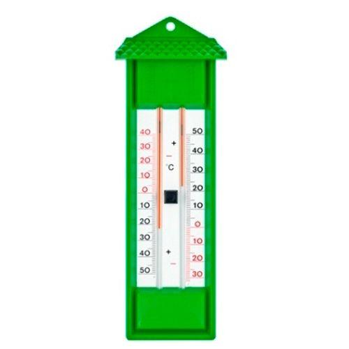 Thermometer mini-maxi groen