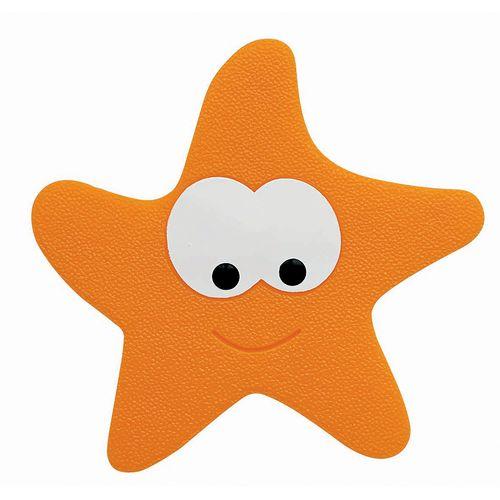 Mini tapis antidérapant MSV Starfy orange 5pcs
