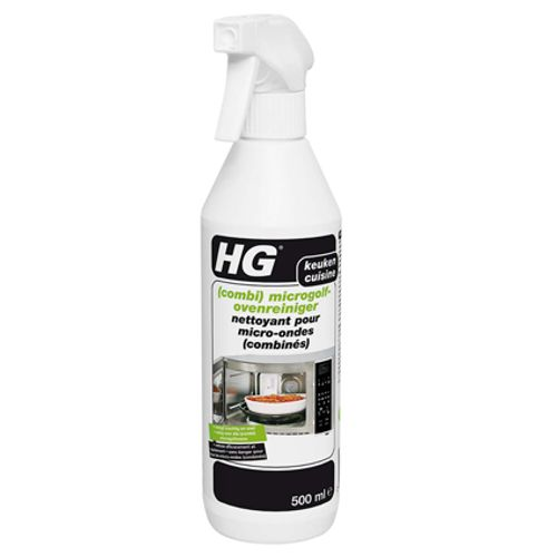 HG (combi) microgolfovenreiniger 'Keuken' 500 ml
