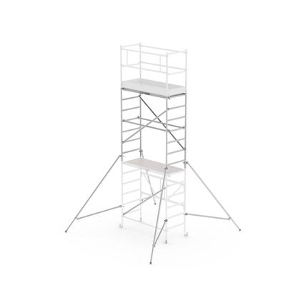 Echafaudage Altrex  'Module C' aluminium hauteur travail 5,80 m