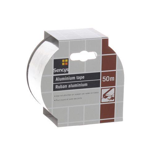 Sencys aluminium tape 50m