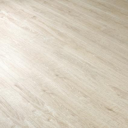 Sol stratifié Thys 'Seine' chêne blanchi 8 mm 2,13 m²