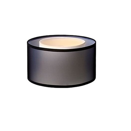 Home Sweet Home lampenkap Double (Ø 30 cm) zwart