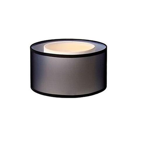 Home Sweet Home lampenkap 'Double' zwart Ø 30 cm