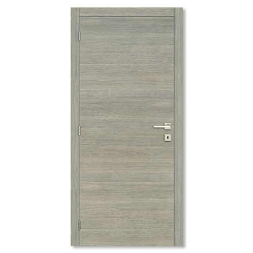 Bloc-porte Thys 'Concept S63' chêne gris horizontal 73cm