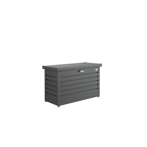 Coffre de jardin Biohort Hobby 100 gris fonce 46x101cm