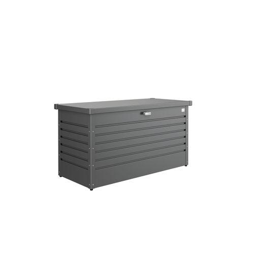 Coffre de Jardin Biohort Hobby 130 gris fonce 62x134cm