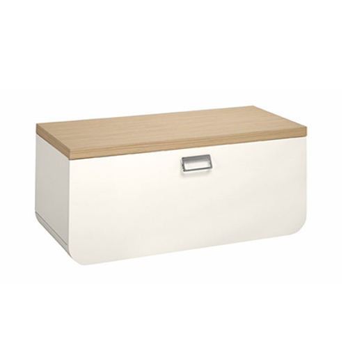 "Meuble sous-lavabo Tiger ""Ontario"" blanc 105 cm"