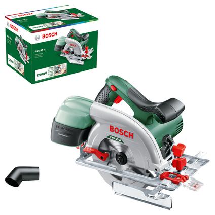 Bosch handcirkelzaag PKS55A 1200W
