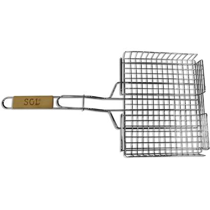Grille double réglable Sol 24x30cm