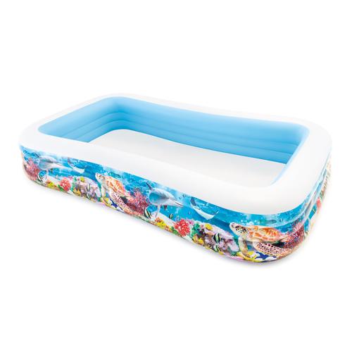 Piscine gonflable Intex Swim Center Family 305x183cm