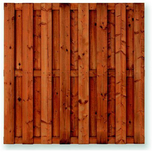 Elephant tuinscherm Timber vuren recht 180x180cm
