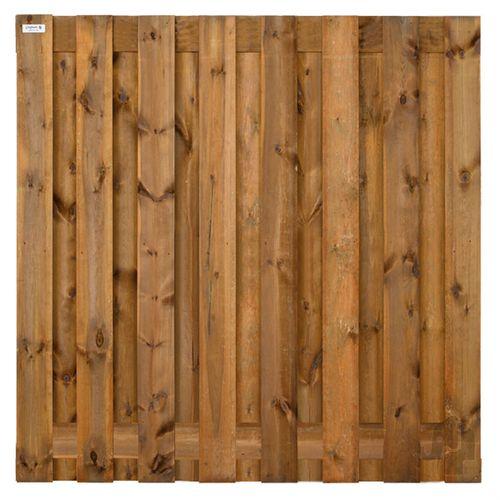 Elephant tuinscherm Timber grenen 200x200cm