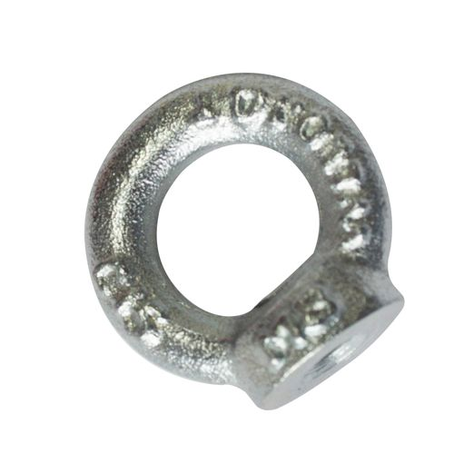 Sencys ring moer 'M8' staal 20 mm