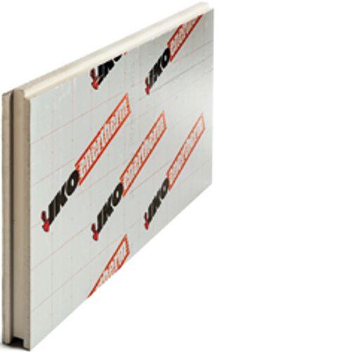 Panneau d'isolation Iko Enertherm Comfort TG aluminium 8 cm R>3,5