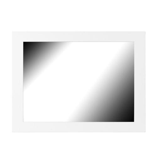Spiegel 'Salsa' wit 40 x 50 cm
