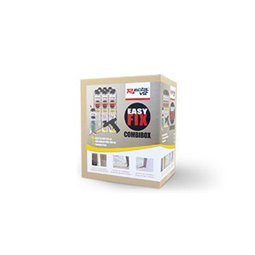 Rectavit montagelijm-set 'Easy Fix NBS Combibox'