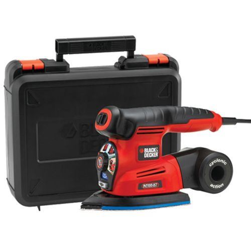 Black+Decker multischuurmachine KA280K 220W