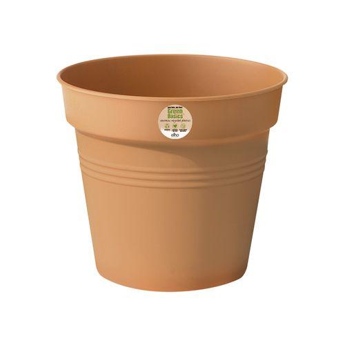 Pot de culture Elho 'Green Basics' terre cuite doux 17 cm