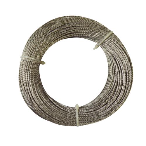 Sencys staaldraadkabel 1,5 mm x 40 m