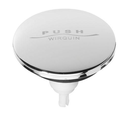 Wirquin QuickClac afvoerplug wastafel/bad Ø65mm