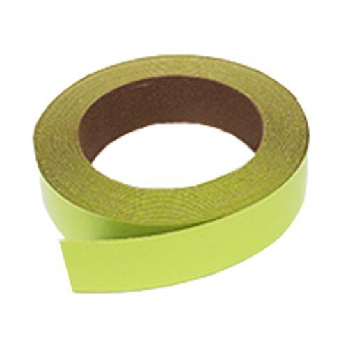Sencys kantenband uni groen 5m