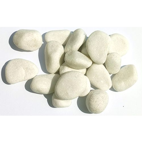 Gravier Penez Herman minériale 25 kg blanc