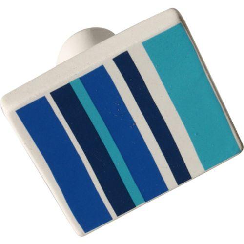 Bouton de porte Linea Bertomani '9622.36.69' bleu