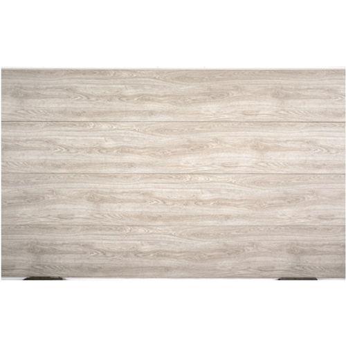 Lambris Dumaplast 'Dumaclip' PVC chêne gris 10mm