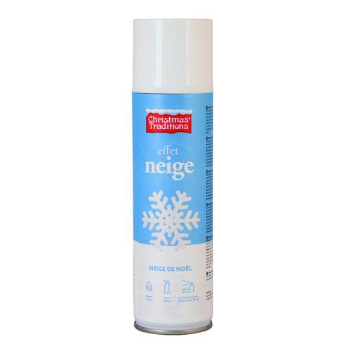 Bombe neige Christmas Tradition Snow spray blanc 300ml