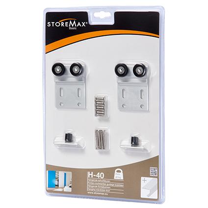 Storemax geleidersysteem H40 hangend