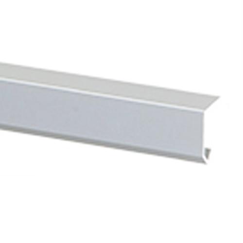 Rail avec guide pour porte suspendue Storemax H20/H40 alu 240 cm